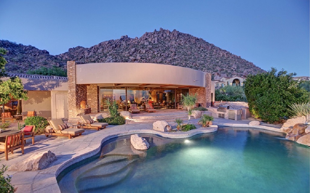 Carefree Az Home for Sale Twitter